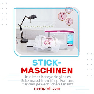 Stickmaschinen