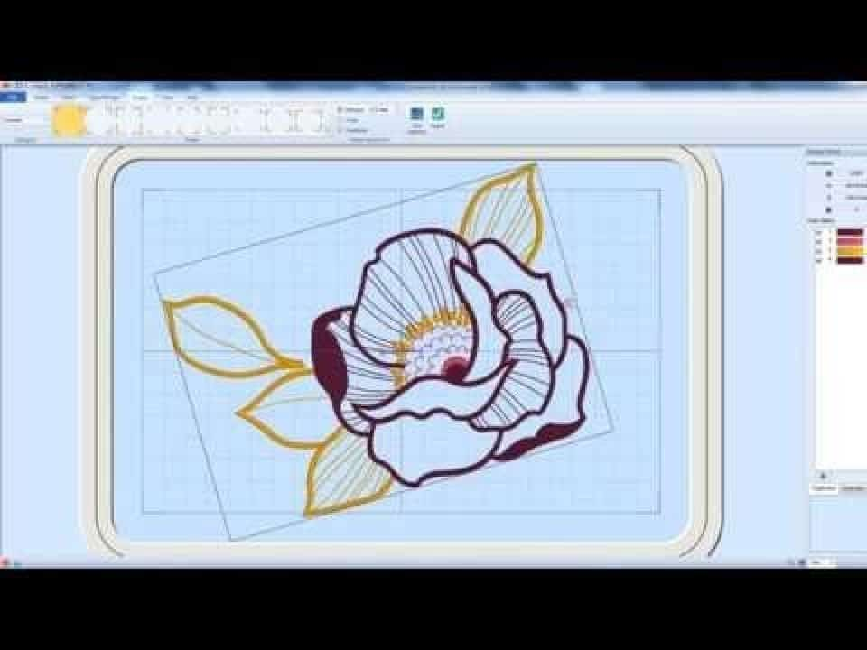 6D™ Embroidery Intro Software – YouTube