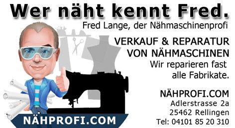 Visitenkarte NAEHPROFI.COM