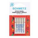 Nadel 130/705H-E Stick St.75 5er Schmetz