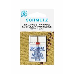 Nadel 130/705H-E Stick Zwi St. 2,0/75 Schmetz