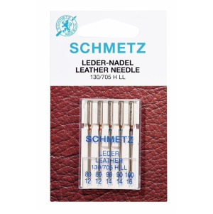 Nadel 130/705H-LL Leder St.120 5er Schmetz