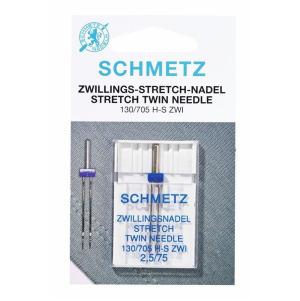 Nadel 130/705H-S Stretch Zwi St. 4,0/75 2er Schmetz