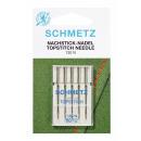 Schmetz Topstitch Nachsticknadel 130 N St.80-100 5er