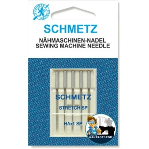 SCHMETZ Super Stretch Nadel HAx1SP 5er 75