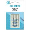 SCHMETZ ELx705 CF SUK NM 65 5er Over-/Coverlock