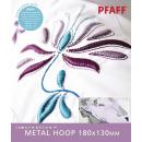 Pfaff Stickrahmen Metal Hoop 180x130 mm