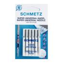 Nadel 130/705H-SU Super Universal St.100 5er Schmetz