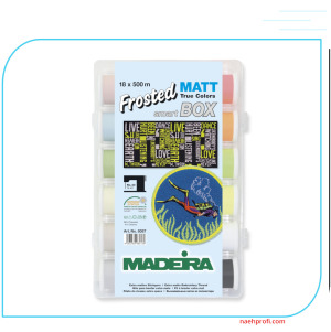 Madeira Frosted Matt No. 40 Smart-Box