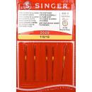 Singer 130/705H Universalnadeln 2020 NM 110/18 5er