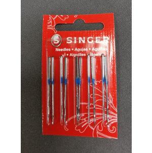 Singer 16 x 75 Overlocknadeln 14U 2054-42 NM 90/14 10er