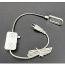 LED-Lampe für Nähmaschinen magnetisch dimmbar