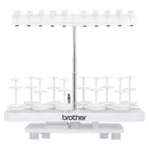 Brother Multi-Garnrollenhalter 10-fach