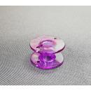 Spule CB-Greifer und Vertikalgreifer, Kunststoff lila