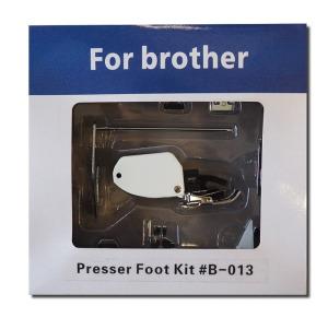 Füßchenset für Brother 13-teilig