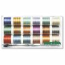 Madeira 18er Garnbox Polyneon Multicolor