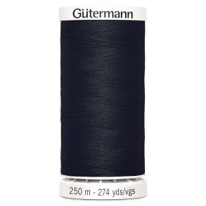 Gütermann Nähgarn Allesnäher 250 m schwarz