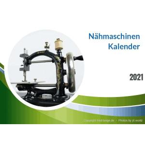 Nähmaschinen Kalender 2021