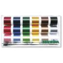 Stickbox Rayon 18 x 200m Madeira