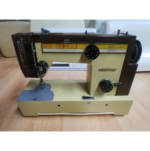 Veritas Spezial Nutznaht Automatic 8014/4140 Flachbett-Koffer-Nähmaschine - GEBRAUCHT