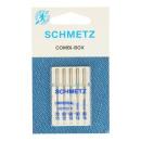 Nadel 130/705H Combi 5er 70-90 Schmetz