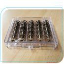 Spulenbox klar mit 25 Spulen Metall