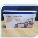 Brother Creative Quilting Kit Karton mit Gebrauchspuren