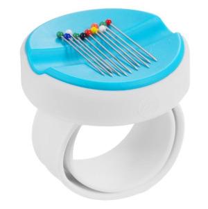 BabySnap Magnetnadelkissen Armband blau