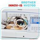 Brother Innov-is NV2700 Kombimaschine Näh- und...