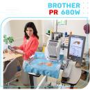Brother PR680W Stickmaschine