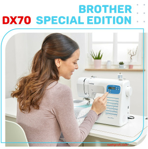 Brother Innov-is DX70-SE Computer Nähmaschine