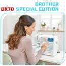 Brother Innov-is DX70SE Computer Nähmaschine