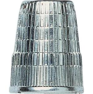 Prym Fingerhut ZDG 18,0 mm silberfarbig Anti.Rutsch-Kante