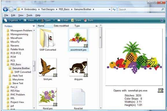 SewIconz Embroidery And Image Iconizer