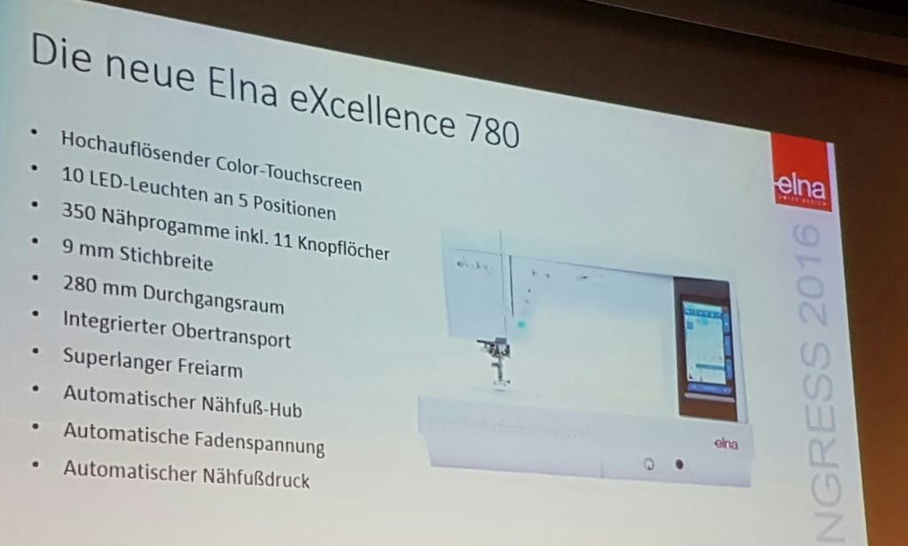 excellence 780