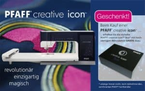 Pfaff creative icon Box