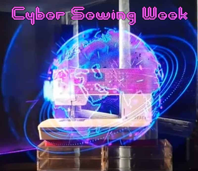 Cyber Sewing Week